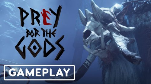 Novo gameplay de Praey for the Gods mostra luta contra chefão