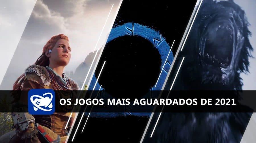 Os 10 jogos mais aguardados de 2021 para PS5 e PS4