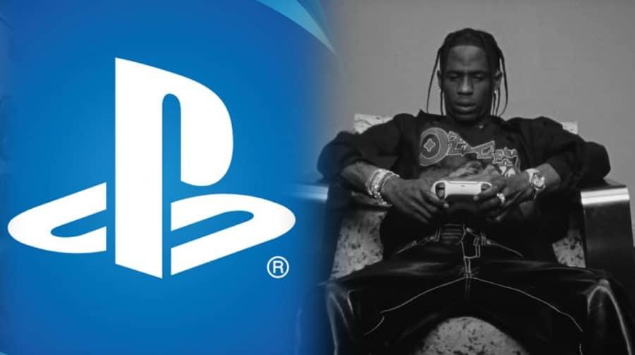 Parceria entre Travis Scott e PlayStation renderá mais projetos