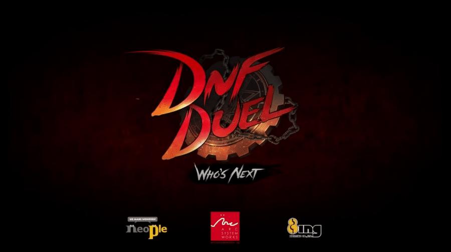 Dungeon and Fighter Duel é anunciado pela Arc System Works