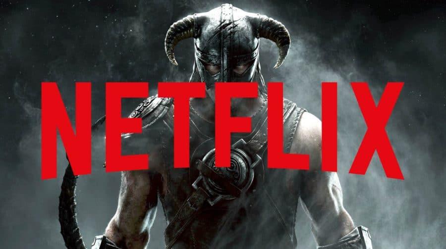 Netflix pode produzir adaptação de The Elder Scrolls [rumor]