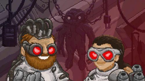 Aground, um RPG de sobrevivência em 2D, é anunciado para PS4