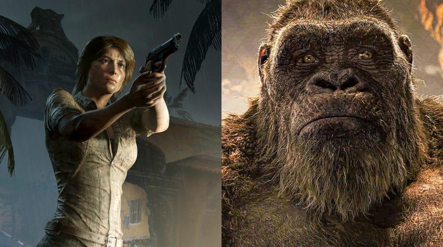Tomb Raider e Skull Island serão adaptados para anime pela Netflix