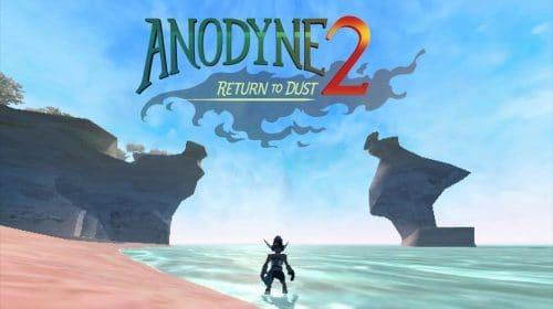 Anodyne 2: Return to Dust, um game de aventura lo-fi, chegará ao PS5 e PS4 em fevereiro