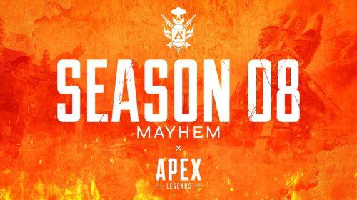 Novo trailer mostra gameplay e novidades da 8ª temporada de Apex Legends