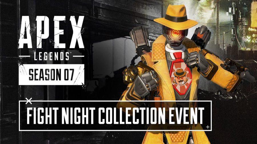 Coleção Noite de Luta, evento de Apex Legends, traz novos modos de jogo