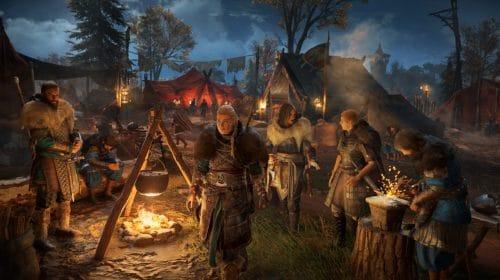 Novo patch de Assassin's Creed Valhalla