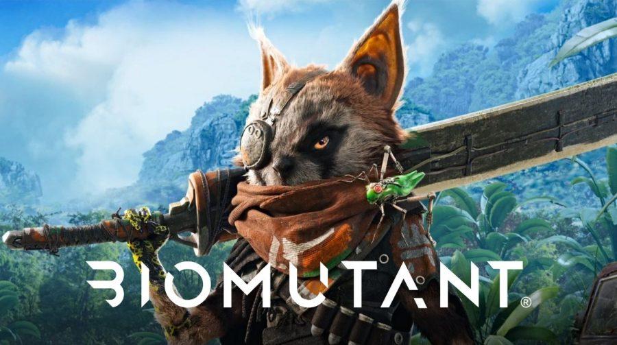 BioMutant: veja gameplay no PlayStation 4 Pro e PlayStation 4 FAT