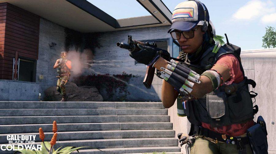 Activision revela nova operadora, mapas e modos para CoD: Black Ops Cold War