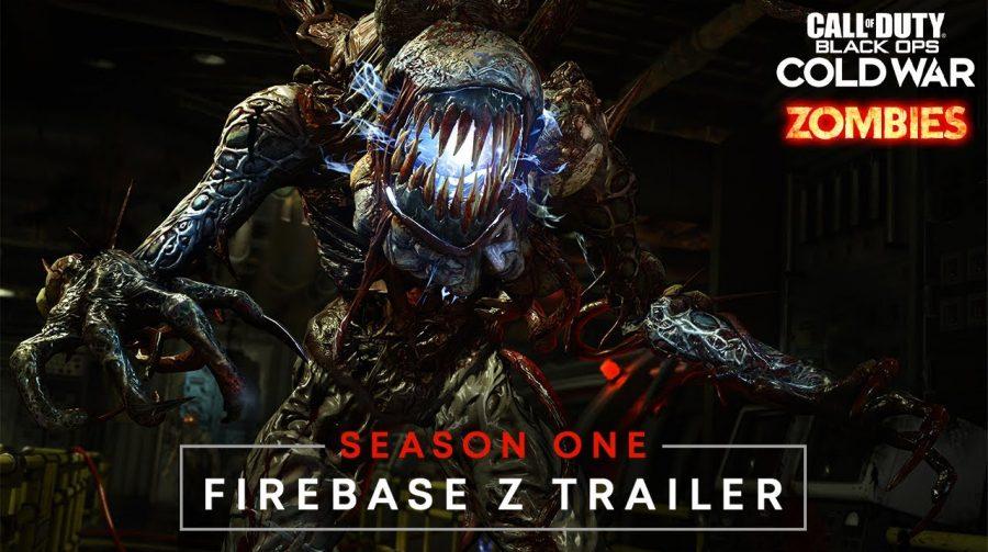 Activision anuncia novo mapa para o modo Zombies de Black Ops Cold War
