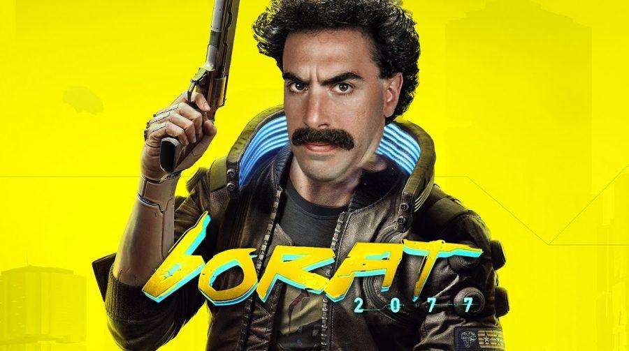 Cyberpunk 2077: fã coloca Borat em Night City em vídeo hilário