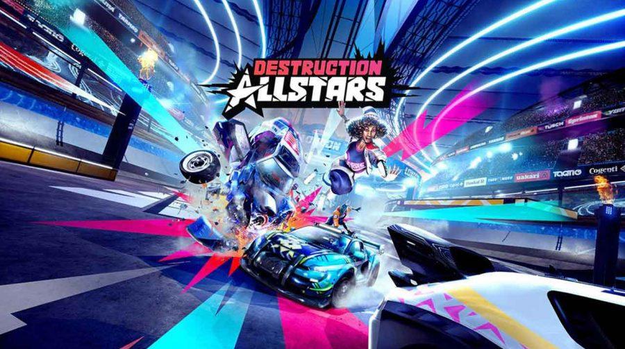 1ª temporada de Destruction AllStars terá novo personagem, modo foto e mais