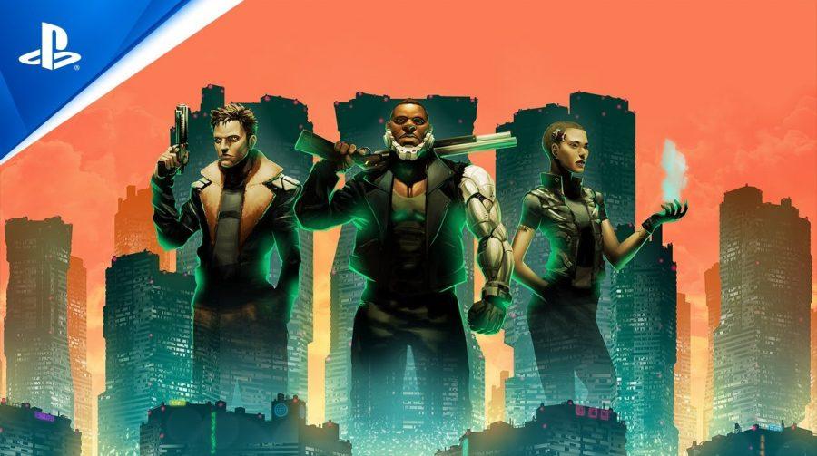 RPG stealth de ação, Disjunction chega ao PS4 e PS5 dia 28 de janeiro