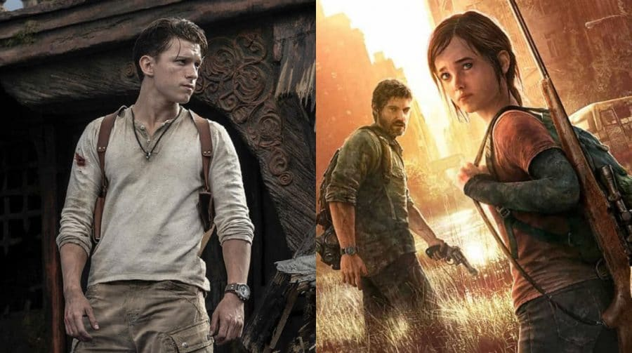 Filme de Uncharted e série de TLOU são só o começo da expansão para novos formatos