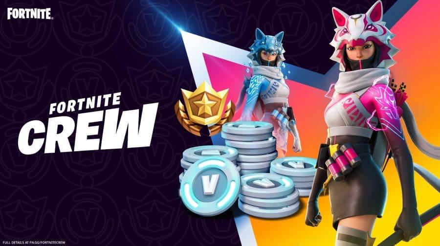 Epic Games anuncia skin de Vi para assinantes do Clube Fortnite
