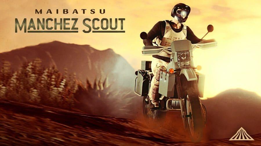 Moto Maibatsu chega a GTA Online com diversos bônus e descontos