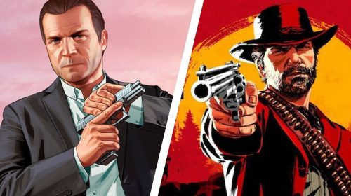 GTA V no PS5 pode usar engine de Red Dead Redemption 2 [rumor]