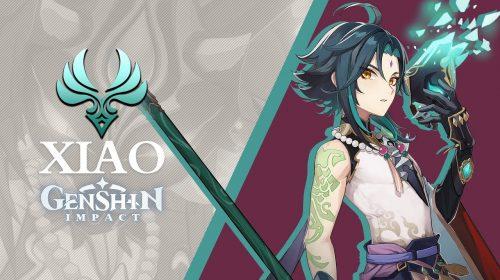 Xiao, novo personagem cinco estrelas de Genshin Impact, chega em 3 de fevereiro
