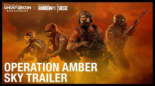 Ubisoft anuncia evento crossover entre Ghost Recon Breakpoint e Rainbow Six Siege