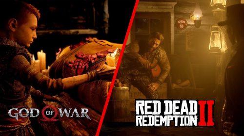 Dublador de Arthur Morgan em RDR 2 pode aparecer em novo God of War