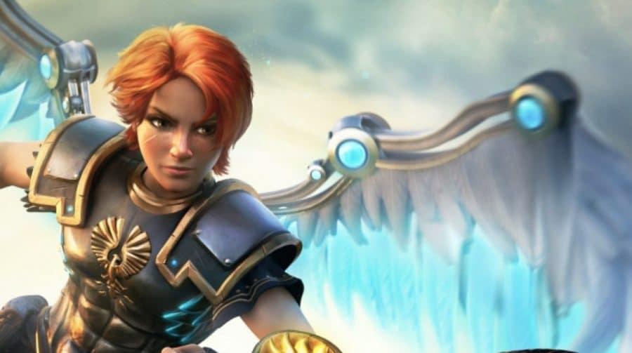 DEMO de Immortals Fenyx Rising pode chegar à PlayStation Store em breve