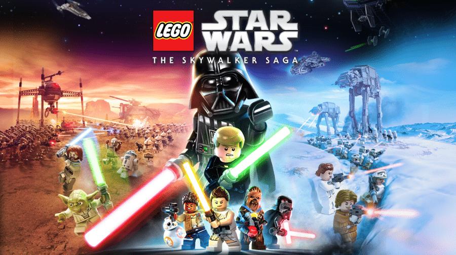 LEGO Star Wars: The Skywalker Saga terá 300 personagens jogáveis