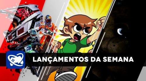 Os lançamentos da semana (12/01 a 14/01) para PS4 e PS5