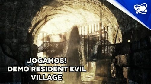 JOGAMOS - MAIDEN, a DEMO de Resident Evil Village - PlayStation 5