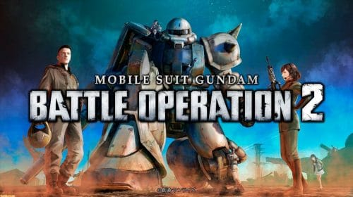 Mobile Suit Gundam Battle Operation 2 chega quinta-feira (28) ao PS5