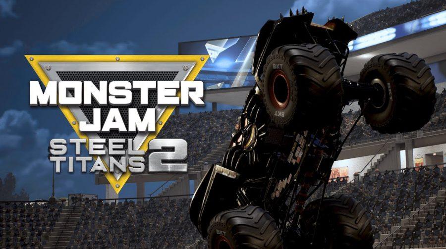 Monster Jam Steel Titans 2 será lançado em 2 de março no PS4