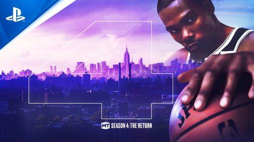 NBA 2K21: 4ª temporada do modo MyTEAM celebra retorno de Kevin Durant