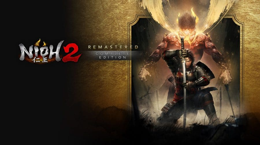 NiOh 2 Remastered ganha trailer de gameplay em 4K a 60FPS