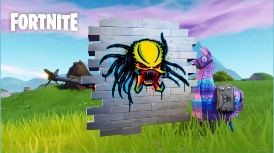 Nova atualização de Fortnite indica que O Predador chegará ao battle royale