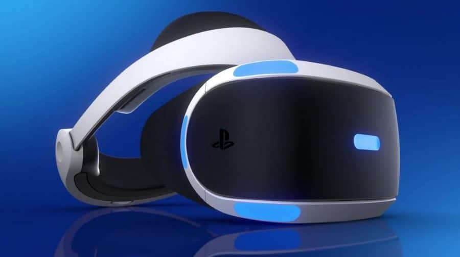 GamesIndustry imagina como seria um possível PSVR 2 com base em patentes da Sony