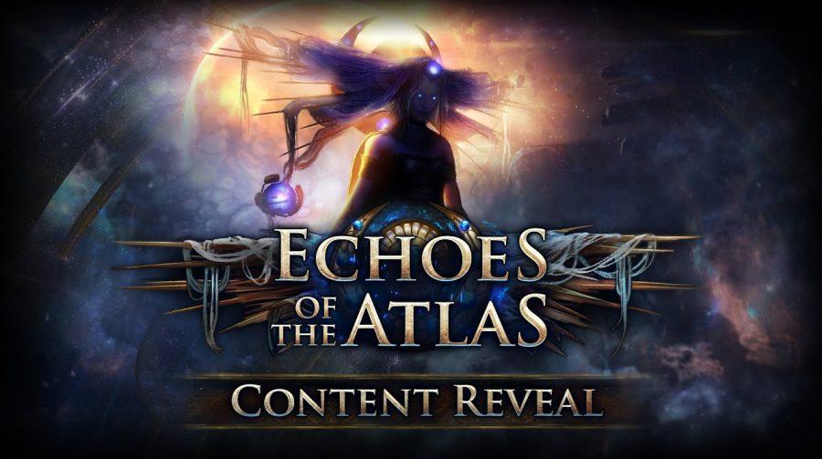 Ecos do Atlas, expansão de Path of Exile chega dia 20 de janeiro