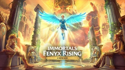 Immortals Fenyx Rising: DLC é listado para 21 de janeiro pela Nintendo