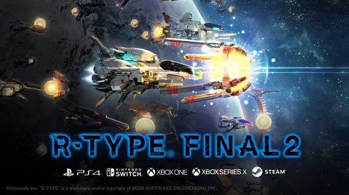 R-Type Final 2 ganha novo trailer e data de lançamento: 30 de abril