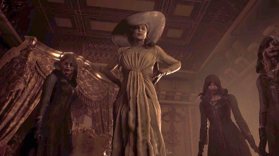 Capcom confirma Resident Evil Village no PS4