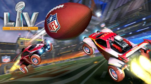 Rocket League terá modo inspirado no Super Bowl LV, a final da NFL