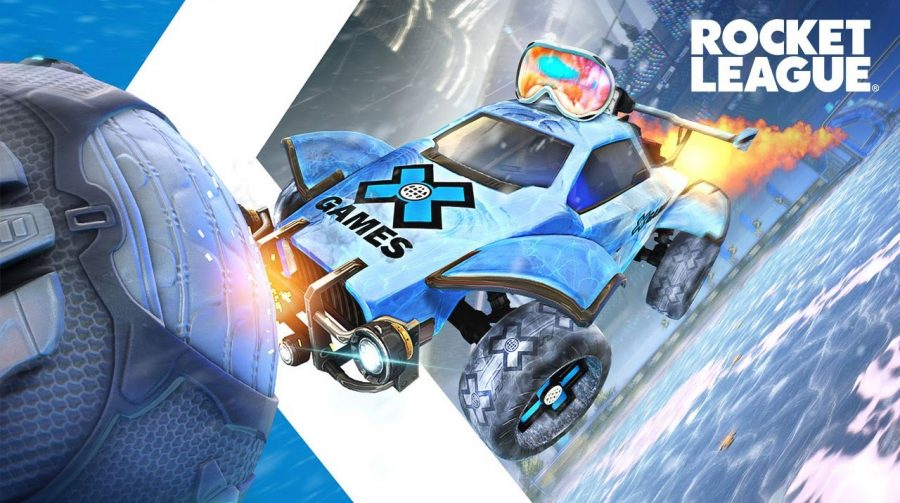 Crossover entre Rocket League e X Games trará itens exclusivos