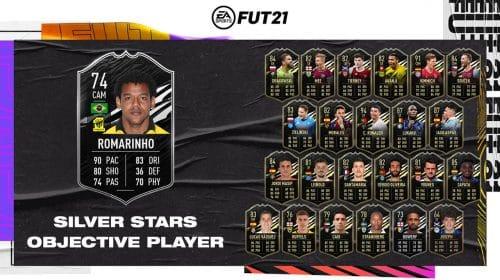 Olha o Romarinho! Jogador ganha carta especial no FIFA 21