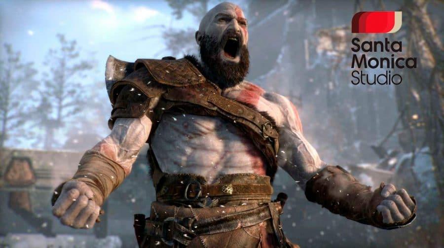 """""""Quem é Kratos?"""" Santa Monica, estúdio de God of War, prepara um novo jogo"""