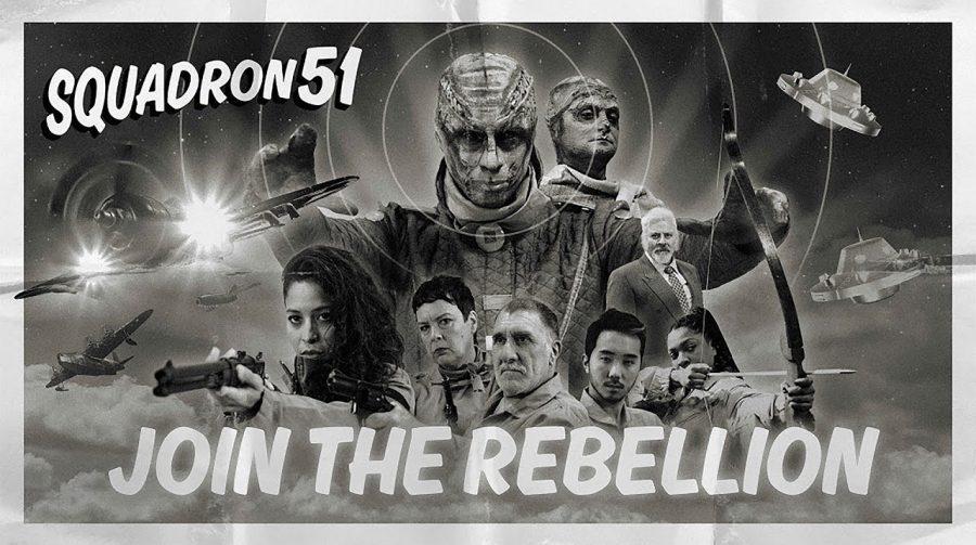 Conheça Squadron 51, um shoot 'em up de um estúdio brasileiro, que chegará ao PS4 em 2021