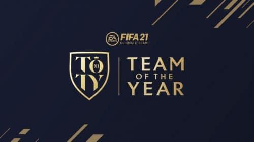 FIFA 21: votação do Team of the Year está disponível
