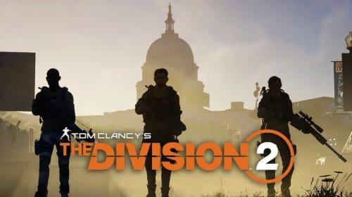 Suporte 4K e 60 FPS chegará ao The Division 2 de PS5 em fevereiro