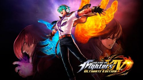 The King of Fighters XIV Ultimate Edition chega ao PS4