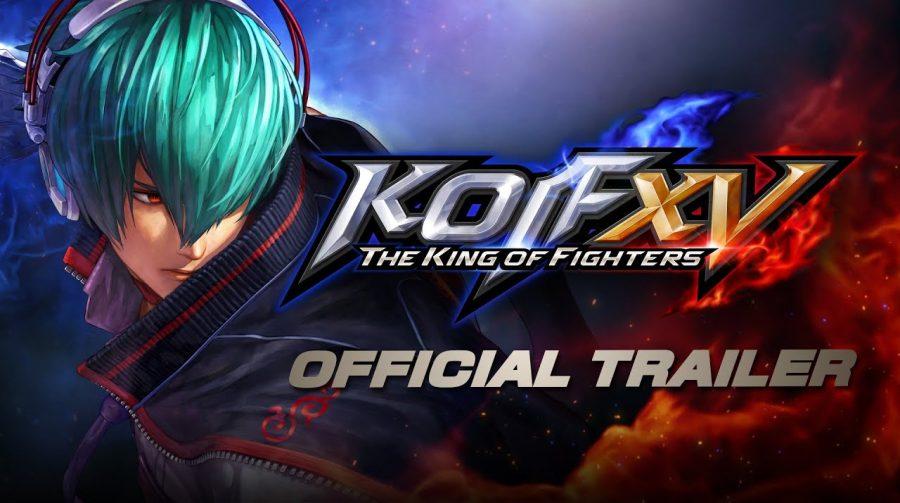 Primeiro trailer de The King of Fighters XV é divulgado; confira screenshots