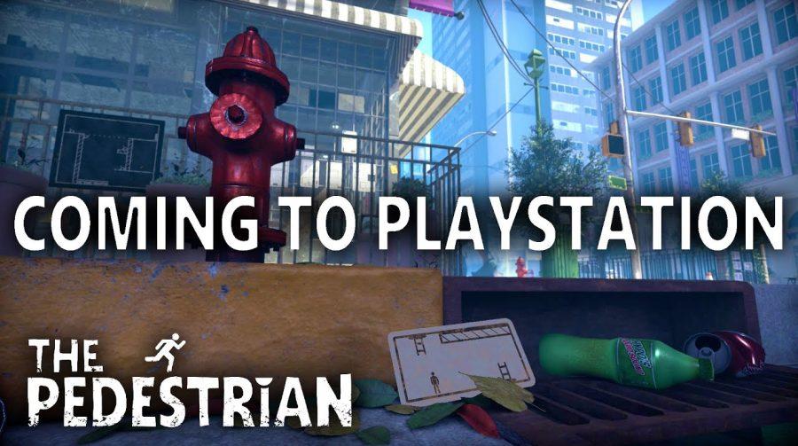 The Pedestrian chega ao PS4 e PS5 no dia 29 de janeiro