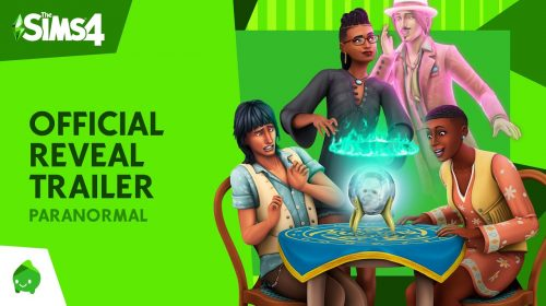 Assustador! The Sims 4 ganha coleção de objetos sobrenaturais