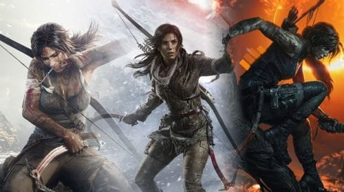 Tomb Raider celebra 25 anos; novo jogo vai